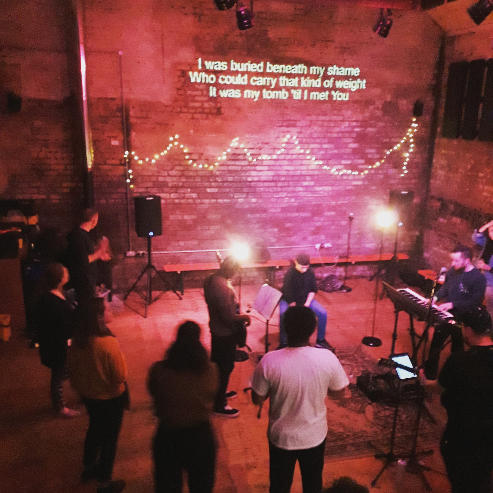 The Brewery – Student Congregation